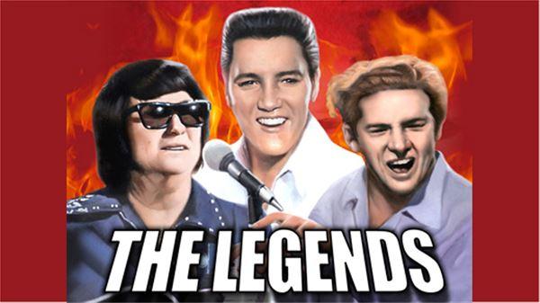 Konsertti: The Legends - Movie & TV Special