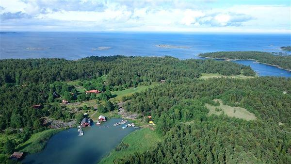 Rävstens holiday village, Öregrund and Gräsö archipelago