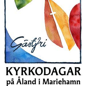 Kyrkodagar på Åland i Mariehamn