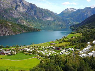 Strynsvatn Camping og Hydlaparken TEST
