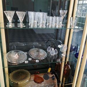 Sommarutställning med Alvesta glas