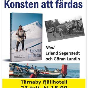 Berättarafton på Tärnaby Fjällhotell