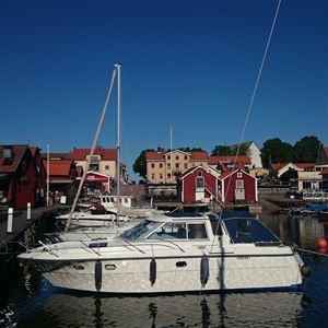 Stadsvandring - Lotsarna och sjömännens stadsdel Skaten, Öregrund 2020