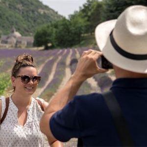 Excursion Lavande journée - A la Française ! Provence