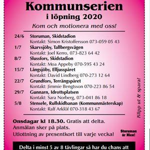 Kommunserien i terränglöpning