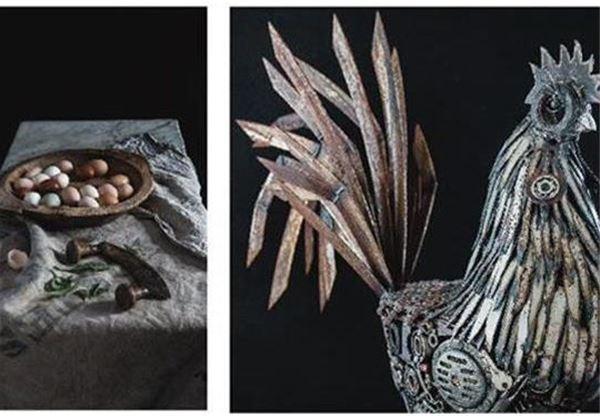 Galleri Skarpans: Baroque Metal Meal