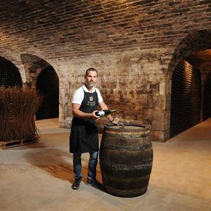 Vendangeur d'un jour® au Champagne Bernard Robert & Fils