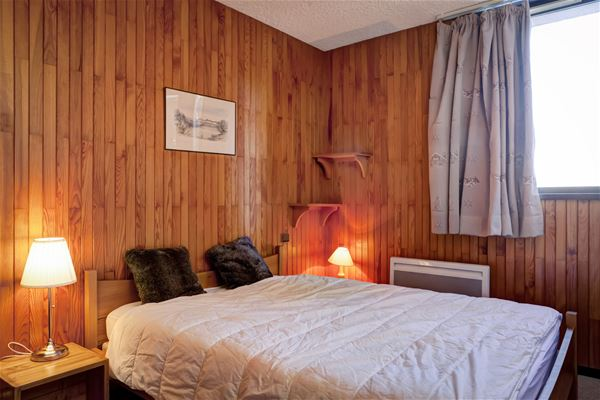 3 rooms 6 people / RESIDENCE JARDIN ALPIN 209B (Mountain)