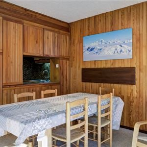 3 rooms 6 people / RESIDENCE JARDIN ALPIN 209B (Mountain)