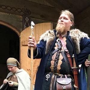 Storholmen Vikingasommar - förköp entrébiljett