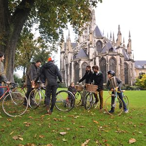 Balades guidées dans Rouen A VÉLO ! (3 parcours au choix)