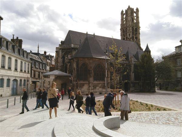 Faites visiter votre ville NORMANDIE IMPRESSIONISTE