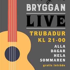 Live music Brasserie Ångbåtsbrygganilla