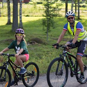 Leksandsrundan - Cykellopp mot Öst 30 km