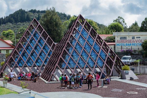 Cité du Volcan : Visite du musée - Billet open