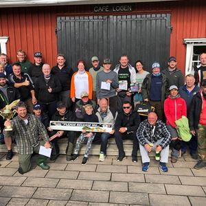 Ingrid Olsson,  © Getnö-Lake Åsnen Resort, Åsnen Grand-Slam 2020 - Fiskearrangemang