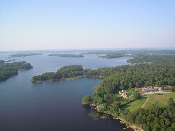 Getnö - Lake Åsnen Resort/Camping