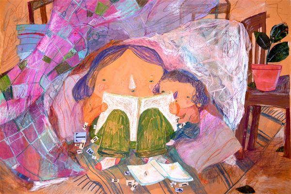 Konst av Tuva Petersson