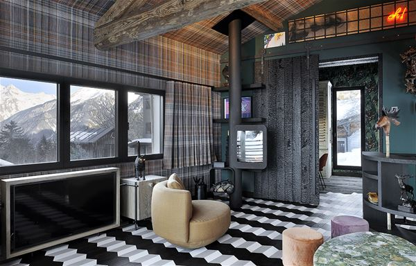 4 rooms 6 people / CHALET IKAMIUT / Tranquility Booking