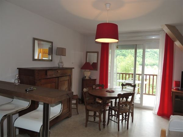 VLG186 - APPARTEMENT 6 PERS