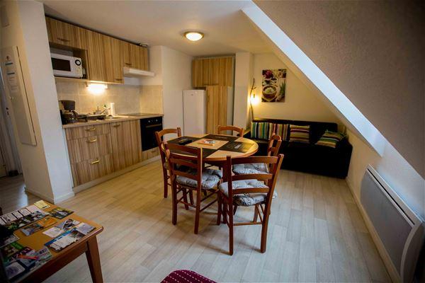 LUZ048 - Appartement 2/4 pers, Résidence l'Eterle à Luz ST Sauveur
