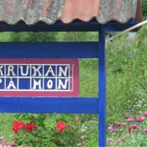 Mat runt Siljan - Krukan på Mon