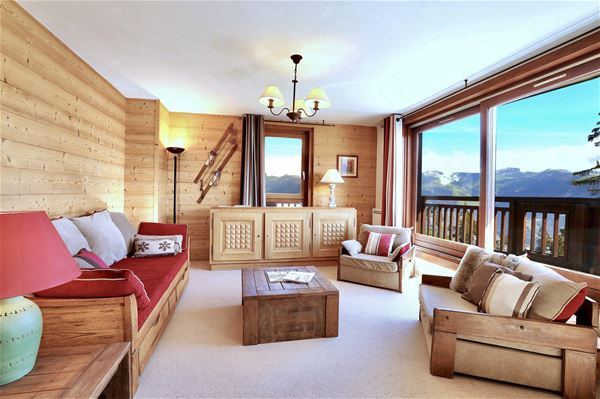 4 rooms 4 to 6 people / Bachal 03B (Mountain)