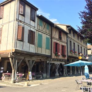 Day excursion by minibus - Mirepoix Montségur and Foix Castles - Shared excursion - F / GB - Treasure Languedoc Tours