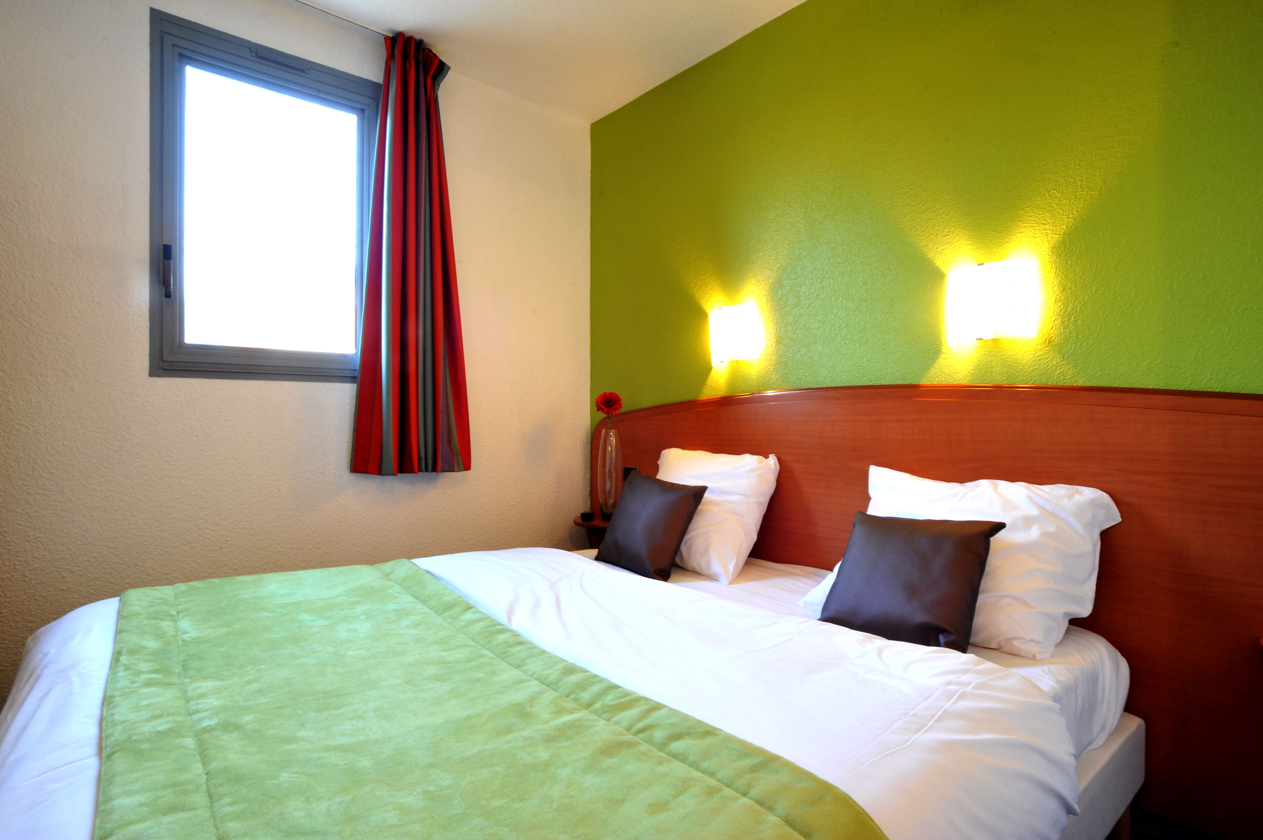 Hotel P'tit Dej Hôtel Nantes Est