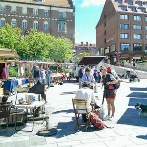 Jämtens Marknad på Stortorget