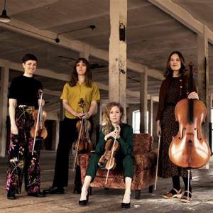 Konsert MalvaKvartetten och Taru Kurki