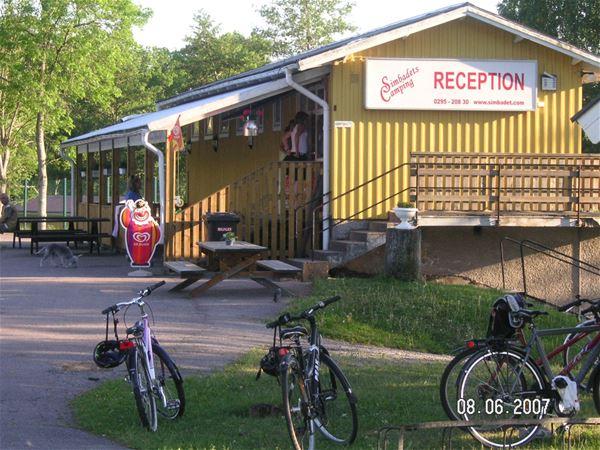 Simbadets Camping - Bo i stuga