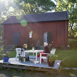 Hostel Gammel Gränome, Alunda