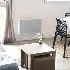 LUZ200 - Appartement au 4ème étage avec une vue panoramique sur la montagne et le village de Luz St Sauveur