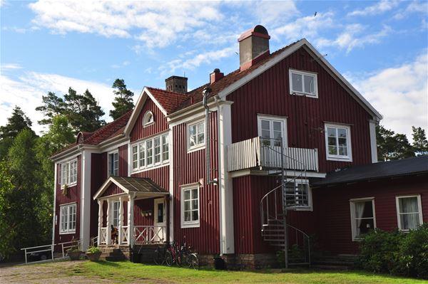 Stora Frögården, STF Vandrarhem