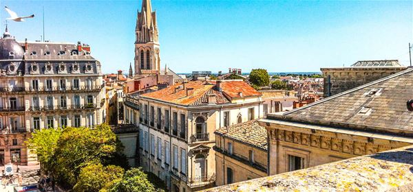 Vue royale depuis l'Arc (visita en francés)