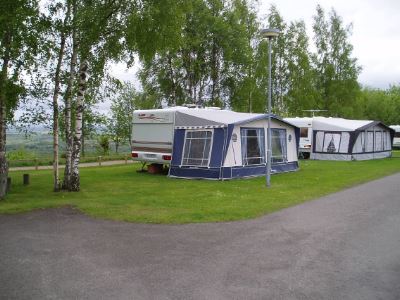 Mössebergs Camping - Campingpitch