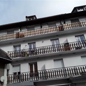 LUZ260 - Appartement 4 pers - LE TOURISTIC à ESQUIEZE
