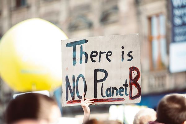 Det handlar om dig och klimatet!  INSTÄLLT!