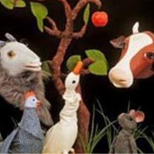 Barnteater Musen och äpplet