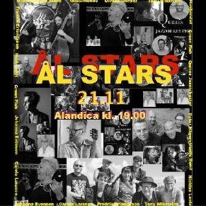 ÅL Stars på Alandica
