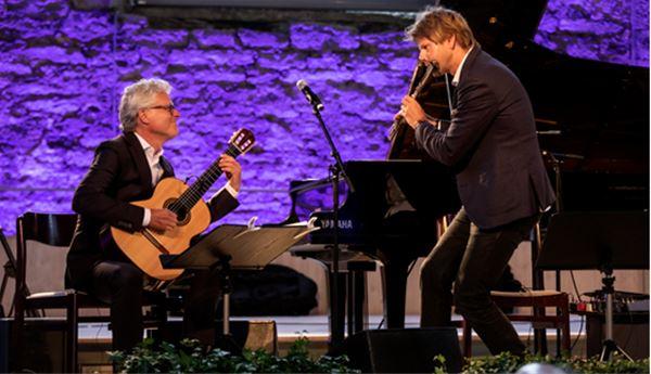 Jazzkonsert med Mats Bergström och Magnus Lindgren