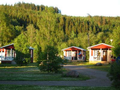 Klarälvens Camping / Stugor