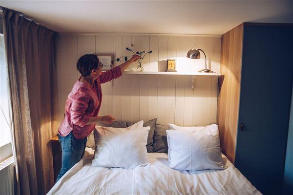 Jesper Wahlström, Vaxholms Bed & Breakfast