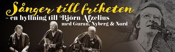 Guran, Nyberg & Nord - En hyllning till Björn Afzelius