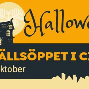 Halloween - Kvällsöppet i city