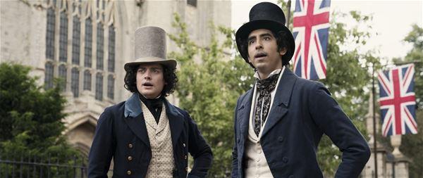 Bio: David Copperfields äventyr och iakttagelser