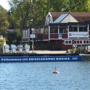 Grisslehamns gästhamn och butik
