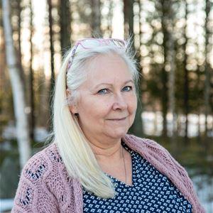 Författarbesök av Anna-Lena Forsberg