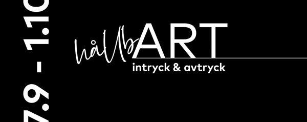 Utställning av bidragen till Den digitala mini-festivalen hållbART på Nipå